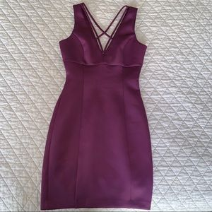 Deep Purple Guess Dress